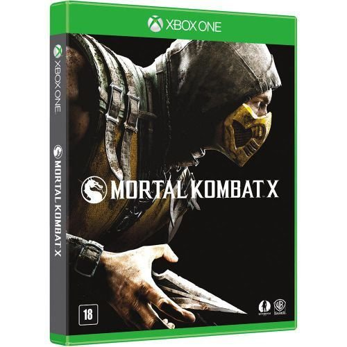 Mortal Kombat X - Xbox One (usado)
