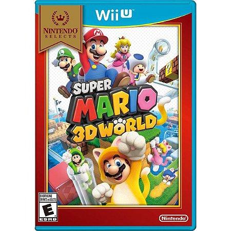 Super Mario 3D World Selects - Wii U