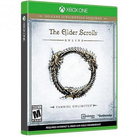 The Elder Scrolls On-Line: Tamriel Unlimited - Xbox One