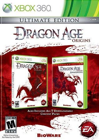 Dragon Age Origins: Ultimate Edition - Xbox 360 (usado)