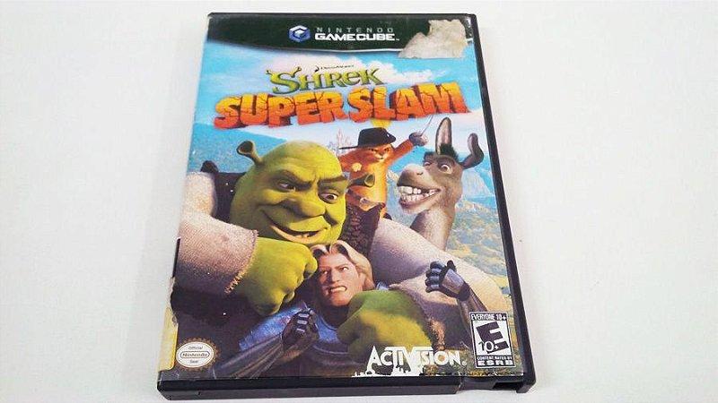 Shrek Super Slam - Gamecube (usado)