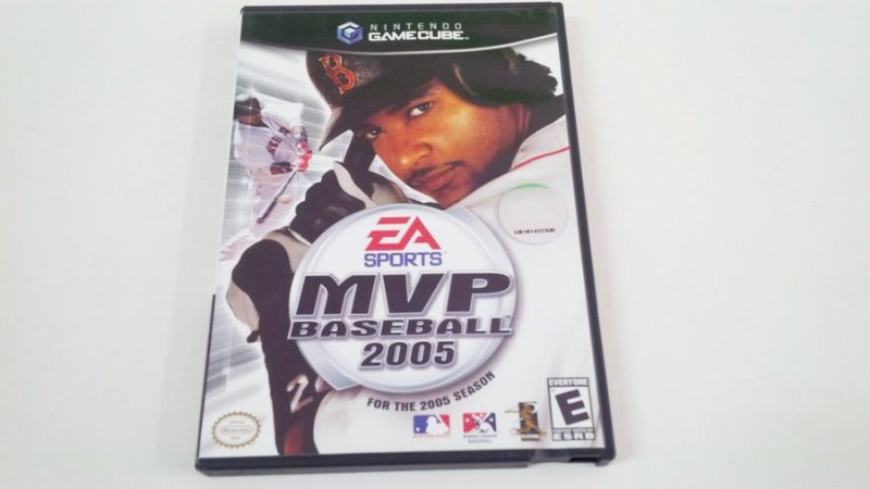 GC MVP Baseball 2005 (usado)