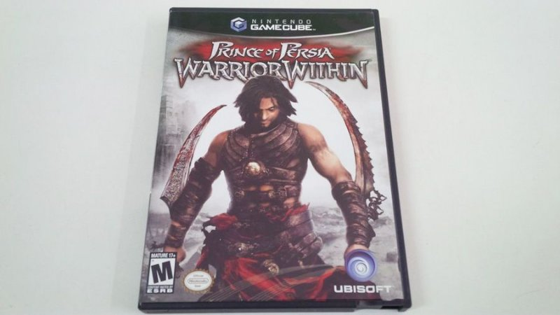 GC Prince of Persia - Warrior Within (usado)