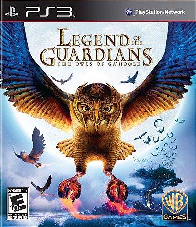 PS3 A Lenda dos Guardiões (usado)