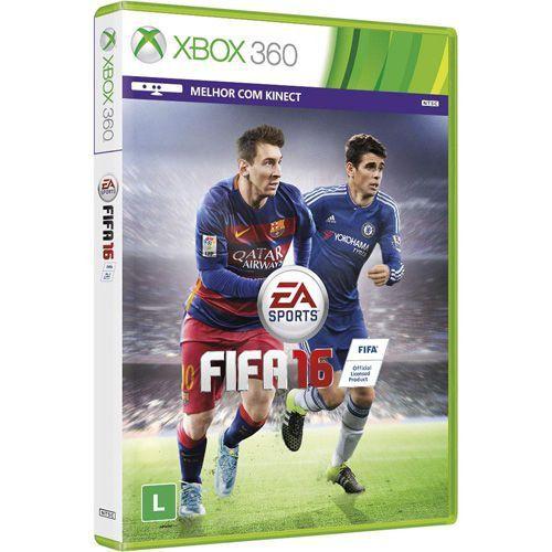 Fifa 16 - Xbox 360 (usado)