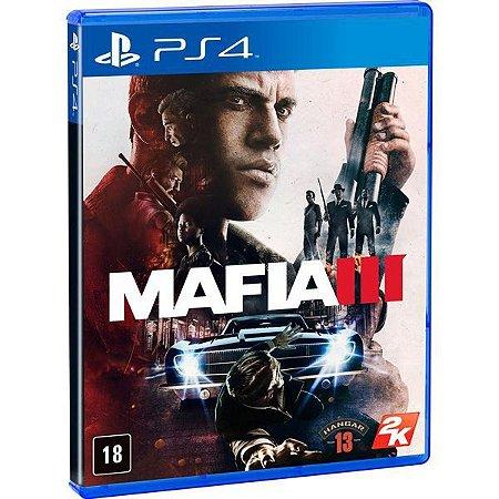 Mafia 3 - PS4 (usado)