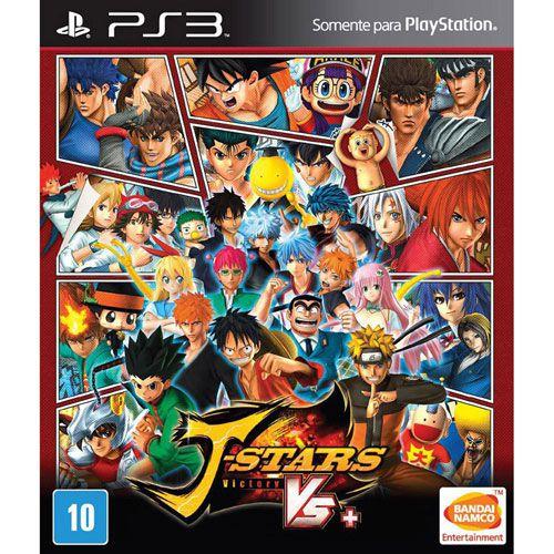 PS3 J-Stars Victory Vs+ (usado)