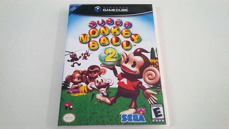 GC Super Monkey Ball 2 (usado)