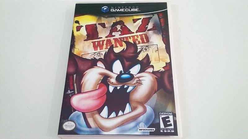 Taz: Wanted - Gamecube (usado)