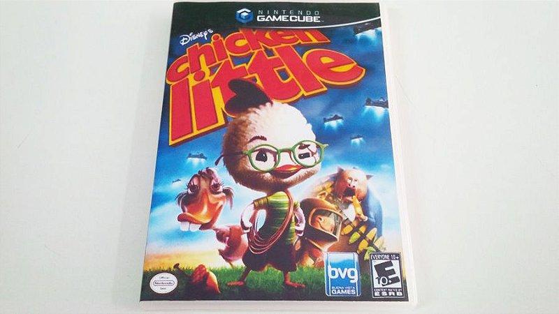 Chicken Little - Gamecube (usado)