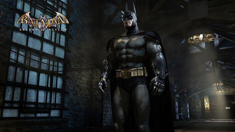 COMBO BATMAN: ARKHAM ASYLUM + CITY (X360)