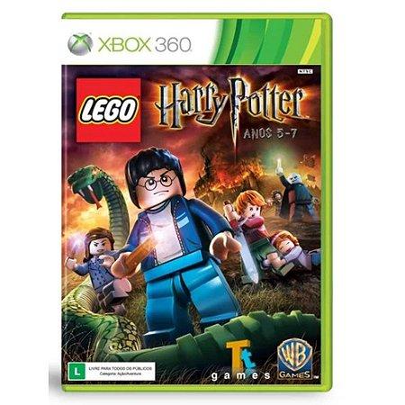Lego Harry Potter: Anos 5-7 - Xbox 360