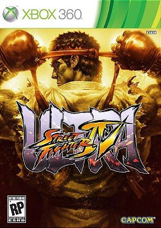 X360 Ultra Street Fighter IV