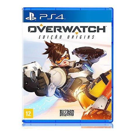 Overwatch - PS4 (usado)