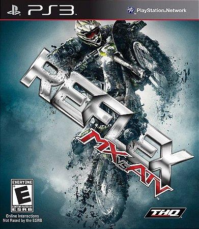 PS3 MX Vs ATV - Reflex (usado)