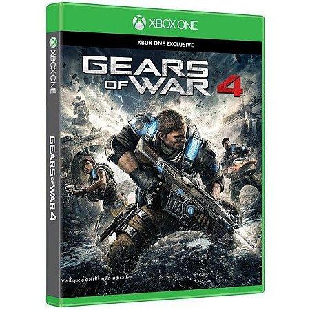 Gears of War 4 - Xbox One (usado)
