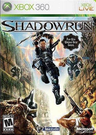 SHADOWRUN USADO (X360)
