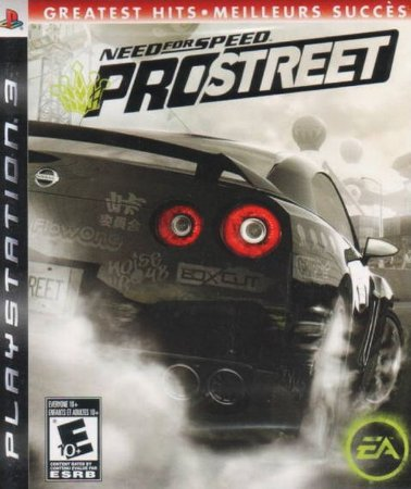 PS3 Need For Speed - Pro Street (usado)
