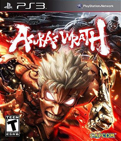 PS3 Asura´s Wrath (usado)