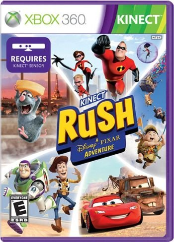 Kinect Rush - Xbox 360 (usado)