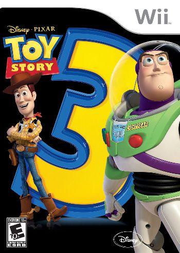 Wii Toy Story 3 (usado)