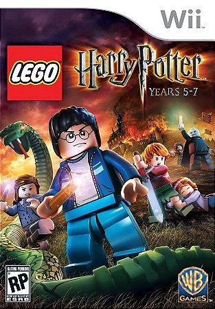 Wii Lego Harry Potter - Years 5-7 (usado)