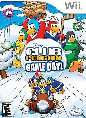 Club Penguin: Game Day - Wii (usado)