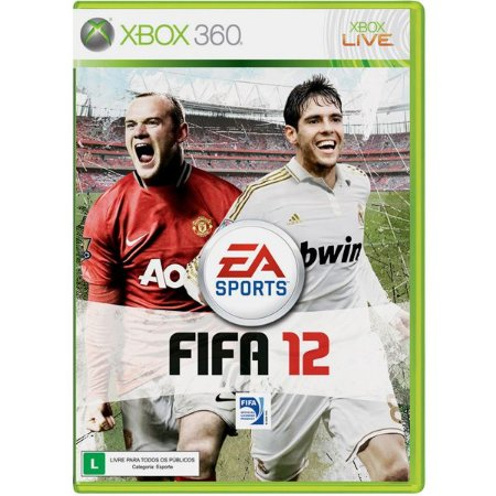 X360 Fifa 12 (usado)