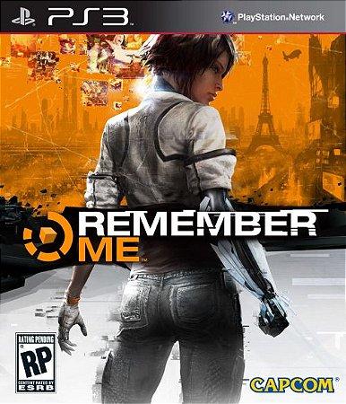 PS3 Remember-me (usado)