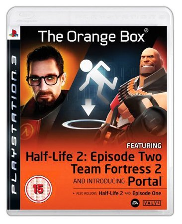 PS3 The Orange Box (usado)
