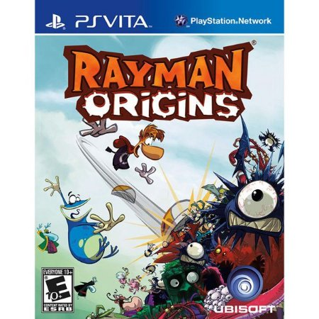 PSV Rayman Origins (usado)
