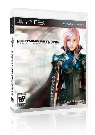 Lightning Returns: Final Fantasy XIII - PS3 (usado)