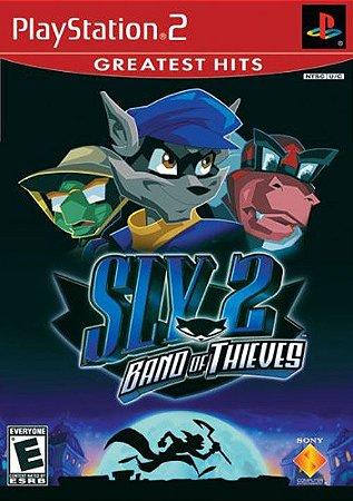 PS2 Sly 2 - Band of Thieves (usado)