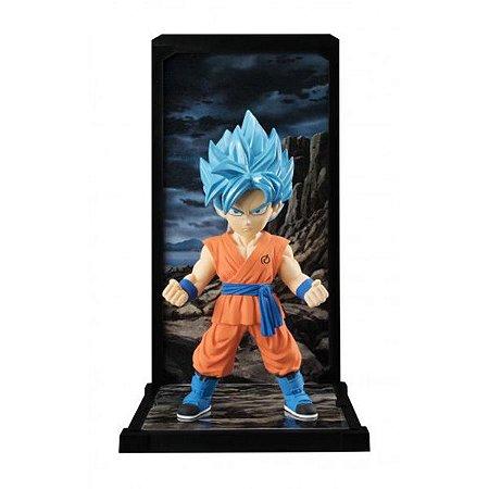 Son Goku Super Saiyan God - Tamashii Buddies Bandai