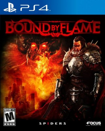 PS4 Bound By Flame (usado)