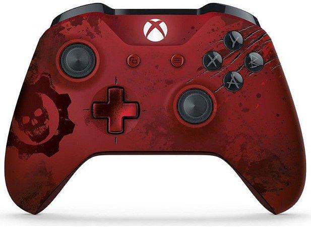 Controle Xbox One Wireless Gears of War 4
