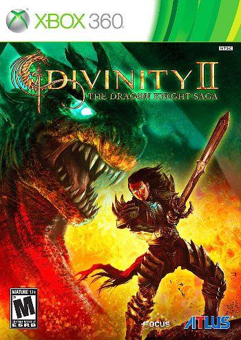 X360 Divinity II - The Dragon Knight Saga (usado)