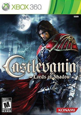 Castlevania: Lords of Shadow - Xbox 360 (usado)