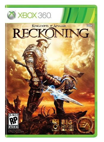 Kingdoms of Amalur: Reckoning - Xbox 360 (usado)