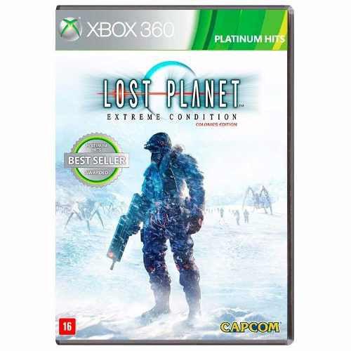 Lost Planet: Extreme Condition - Xbox 360 (usado)