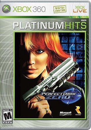 X360 Perfect Dark - Zero (usado)