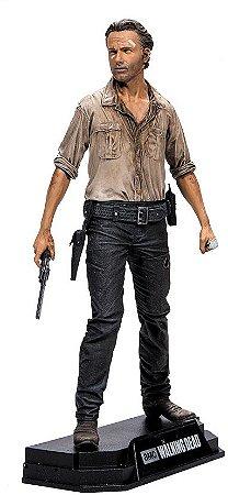 Rick Grimes The Walking Dead - Color Tops Mcfarlane Toys