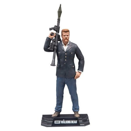 Abraham Ford The Walking Dead - Color Tops Mcfarlane Toys