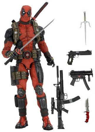 Deadpool Epic Marvel 1/4 - Neca Toys