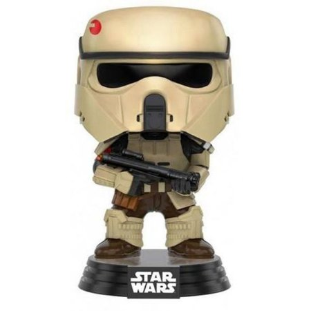 Scarif Stormtrooper: Star Wars Rogue One - POP Funko 145