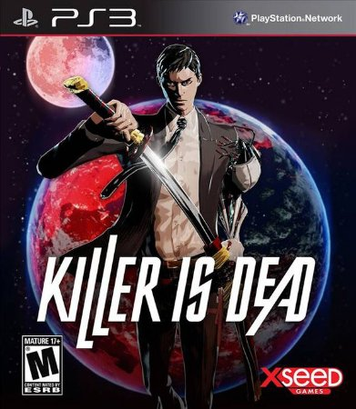PS3 Killer is Dead (usado)