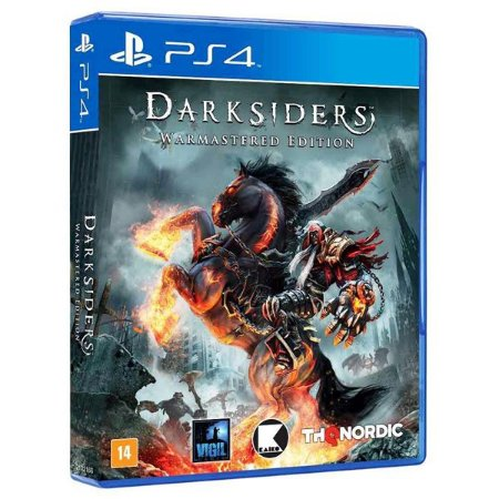 PS4 Darksiders - Warmastered Edition