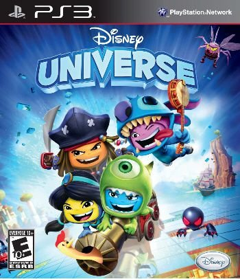 Disney Universe - PS3 (usado)