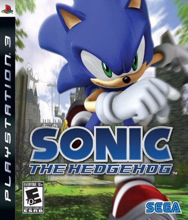 Sonic: The Hedgehog - PS3 (usado)