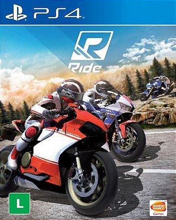 Ride - PS4 (usado)